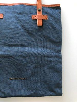 Peuterey Schoudertas bruin-donkerblauw