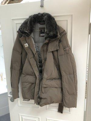 Peuterey Outdoor Jacket grey brown-beige