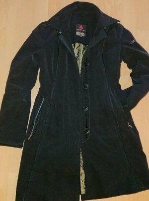 Peuterey, Softschell, Kurz Mantel, PARKA, Jacke, Gr 40*schwarz, Leicht,