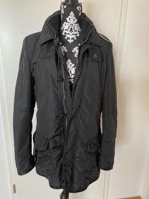 Peuterey Double Jacket black