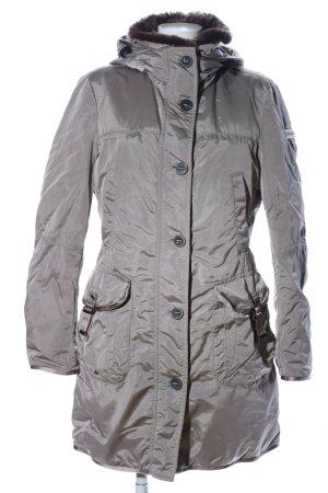 Peuterey Abrigo de invierno gris claro look casual