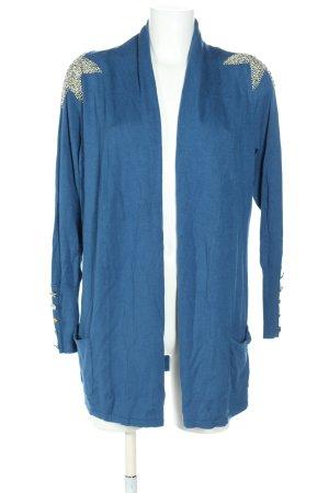 Pfeffinger Cardigan blau Casual-Look