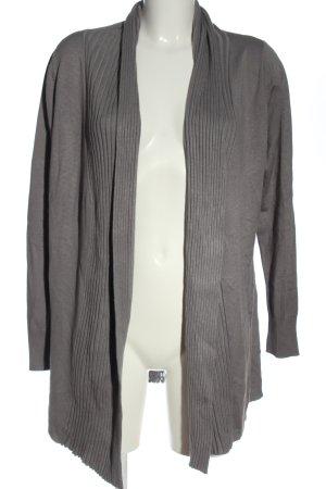 Pfeffinger Cardigan light grey casual look
