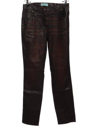 Pfeffinger Five-Pocket-Hose braun Casual-Look