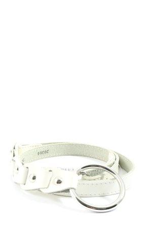 Pfeffinger Belt Buckle white business style