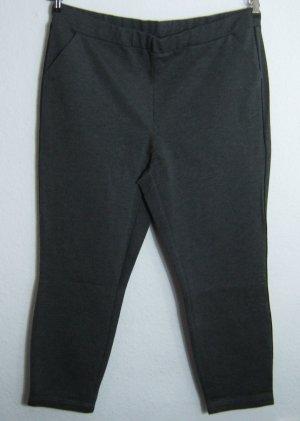 PFEFFINGER Hose Dehnbund Größe 25 Grau Jersey Stretch