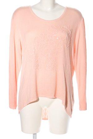 Pfeffinger Longsleeve pink Casual-Look