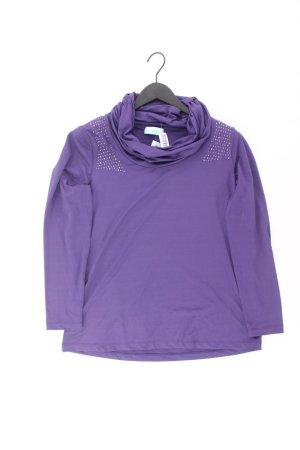 Pfeffinger Pullover lila Größe 44