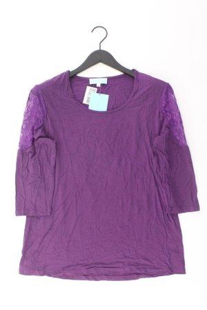 Pfeffinger Shirt lila Größe 44