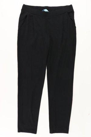 Pfeffinger Pantalón tipo suéter negro Viscosa