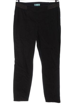 Pfeffinger Straight-Leg Jeans schwarz Casual-Look