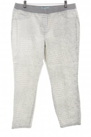 Pfeffinger Stretchhose Animalmuster Casual-Look