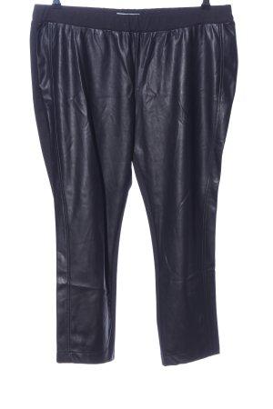 Pfeffinger Sweathose schwarz extravaganter Stil