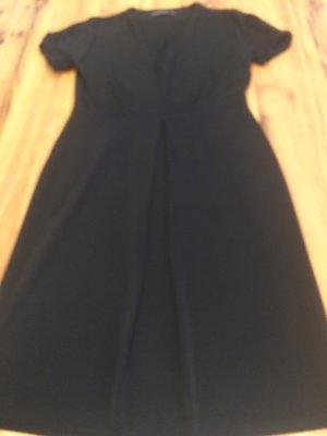 Marc Cain Shortsleeve Dress black mixture fibre