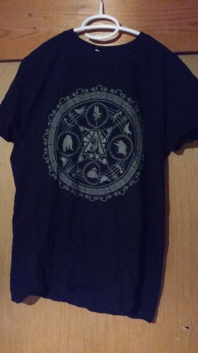 Gildan T-Shirt black