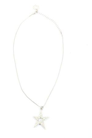 Phantasya Collar estilo collier color plata look casual