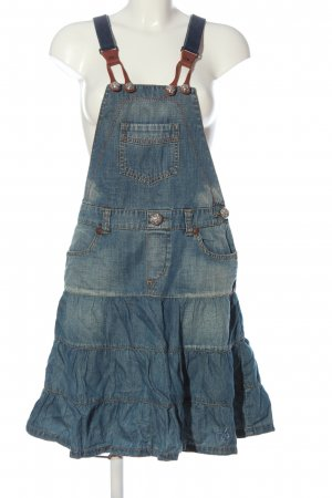 Phard Jeanskleid blau Casual-Look