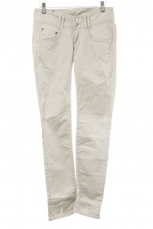 Phard Pantalone a sigaretta beige chiaro stile casual