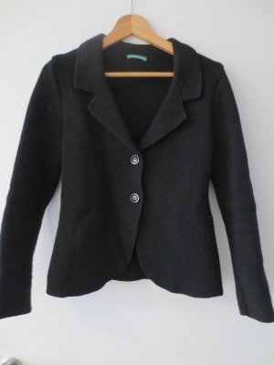 Phard Blazer in lana nero
