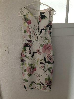Phase 8 Kleid weiss Blumen 8