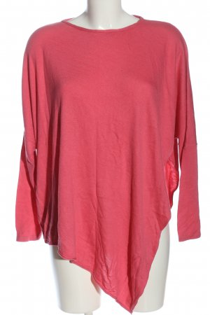 Phase eight Feinstrickpullover pink meliert Casual-Look