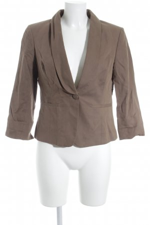 Phase eight Jerseyblazer braun Business-Look