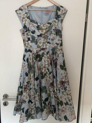 Phase eight Kleid Midikleid M 38 blau