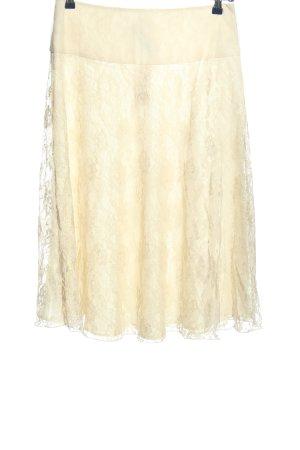 Phase eight Koronkowa spódnica kremowy W stylu casual