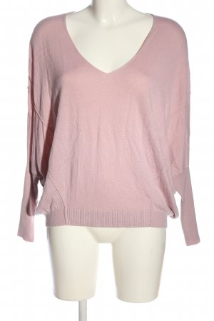 Phase eight V-Ausschnitt-Pullover pink Casual-Look
