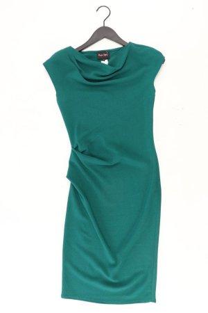PhaseEight Schlauchkleid Größe UK 8 neuwertig Kurzarm grün aus Polyester