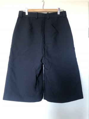 3.1 Phillip Lim Falda pantalón de pernera ancha azul oscuro