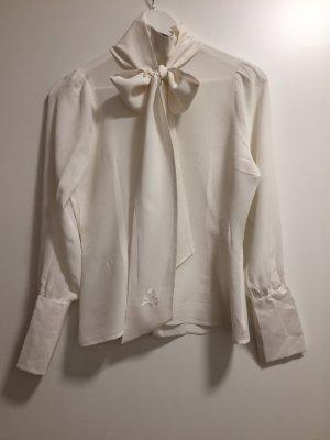 Philipp Plein Colletto camicia bianco sporco