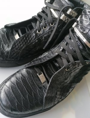 Philipp Plein Zapatillas altas negro
