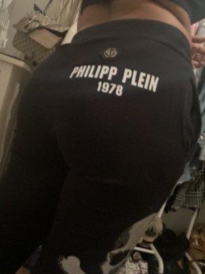 Philipp Plein Pantalone elasticizzato nero