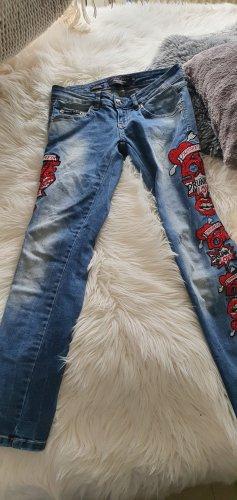 Philipp Plein jeans drunk'n love gr.26
