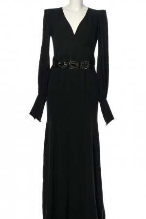Philipp Plein Langarmkleid schwarz Elegant