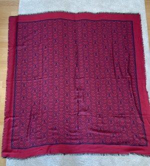 Philipp Plein Sciarpa di lana magenta