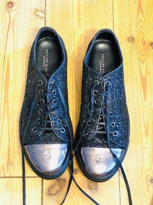 "Philipp Plein Low chuck sneaker ""high Society"" 38, NEU"