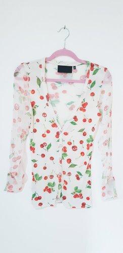 Philipp Plein Luxus Designer Pullover Jumper Cardigan cherries