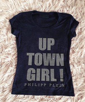 Philipp Plein T-shirt nero-argento