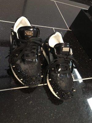 Philipp Plein sneakers schwarz spitze Gr. 37