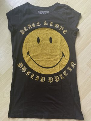Philipp Plein T-Shirt black-yellow