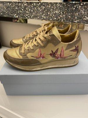 Philippe Model Sneaker Kolibri Gold 40 Turnschuhe