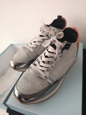 Philippe Model Sneaker Limited silber/rose