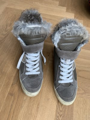 Philippe Model Sneaker Wedges