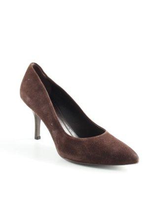 Phillip Hardy Paris High Heels braunrot Elegant