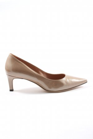 Phillip Hardy Paris High Heels creme Business-Look