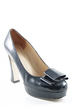 Phillip Hardy Paris High Heels dunkelblau Elegant