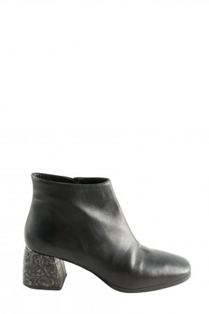 Phillip Hardy Paris Zipper Booties black casual look