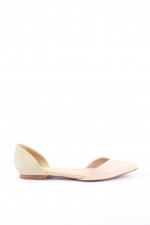 Phillip Lim Ballerinas with Toecap pink-natural white casual look